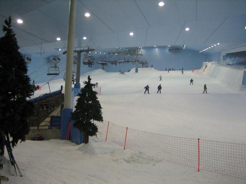 dubai ski
