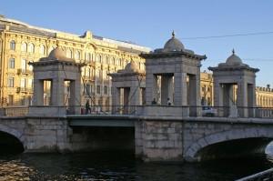 podul din sankt petersburg