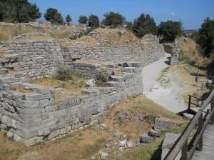 Legenda orasului Troia