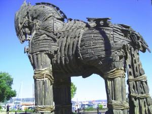 Calul de lemn din Troia