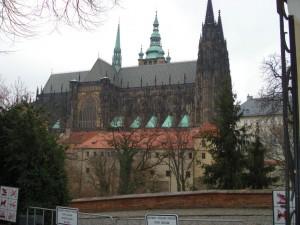 Imagini din Praga