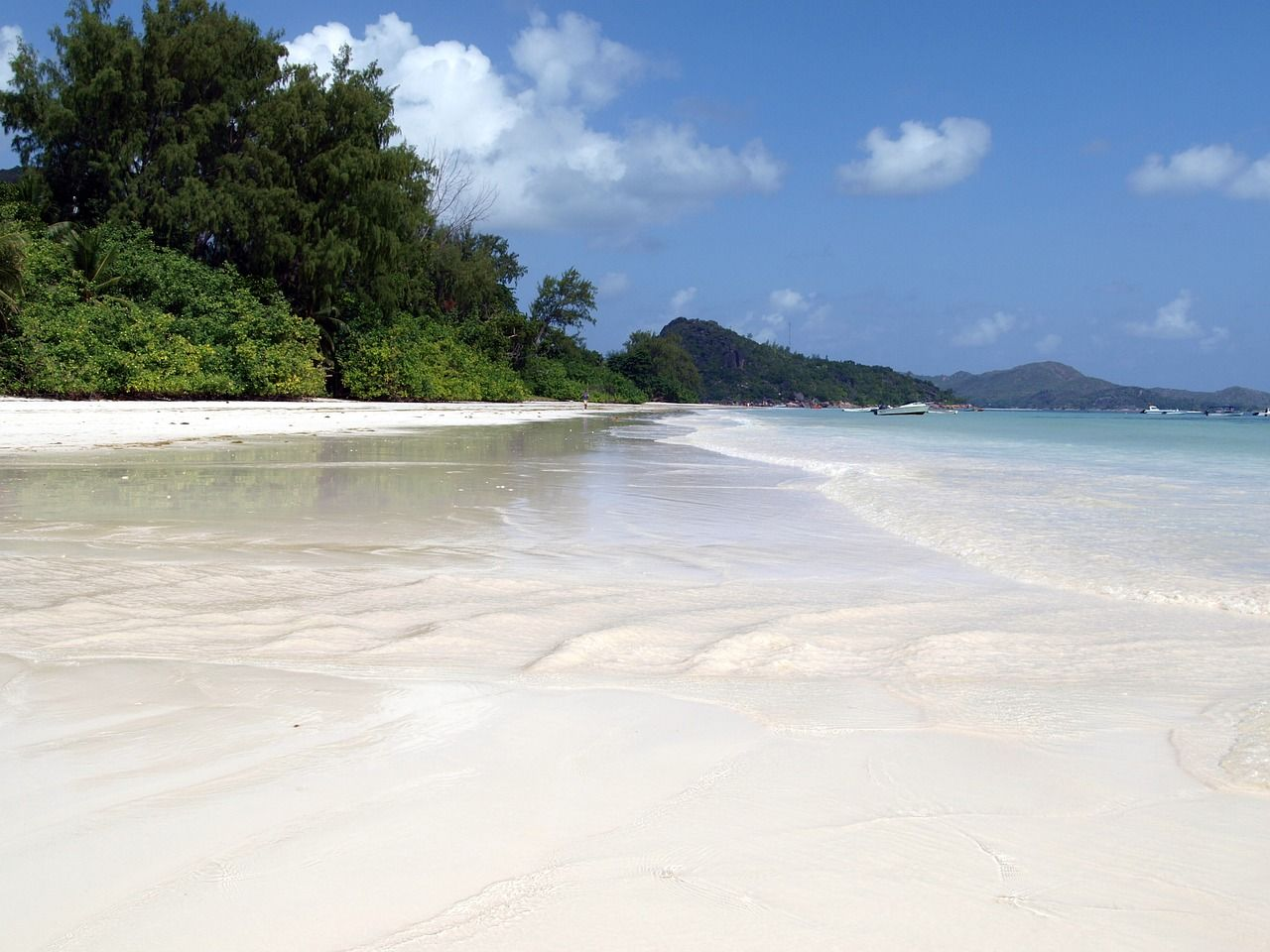 praslin -seychelles