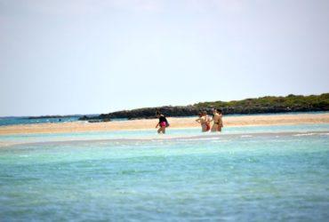 Intre Elafonisi Beach si  Laguna Balos