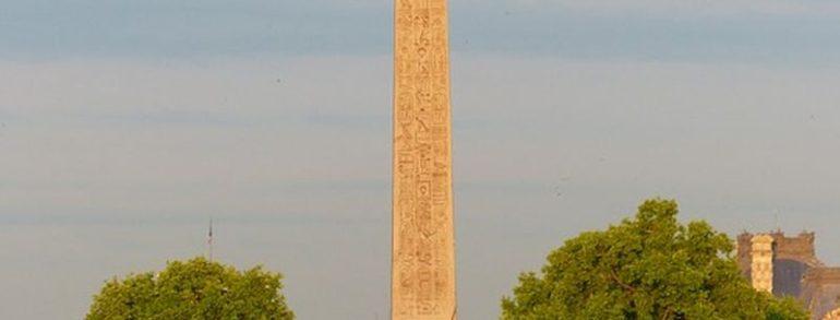 Odiseea unui Obelisc