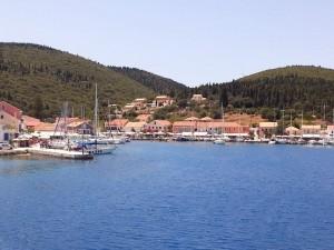 Portul din Kefalonia