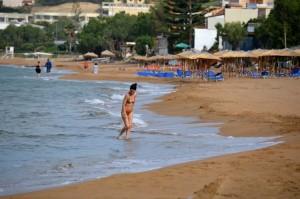 plaja chania