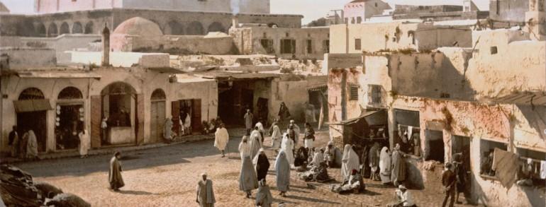 Tunisia, o poveste de dragoste