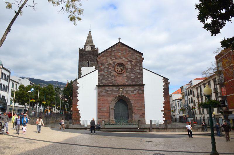 funchal -biserica
