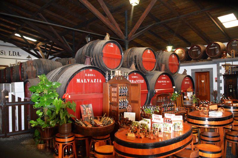 vinul de madeira