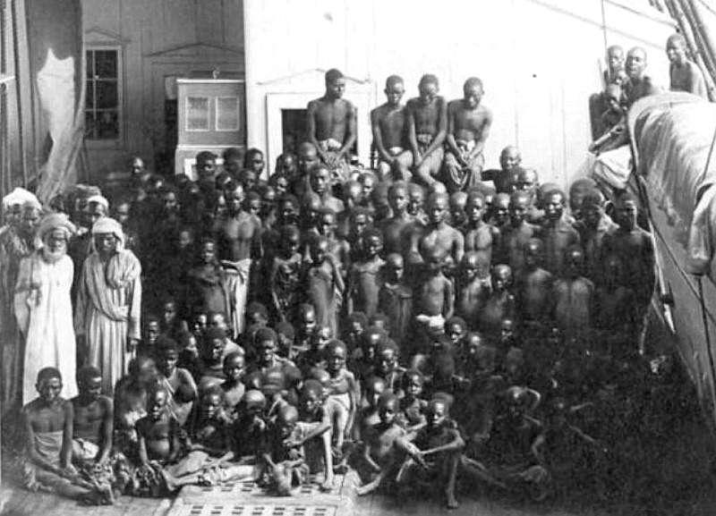 zanzibar- sclavi