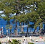 Antalya-visul unei nopti de vara