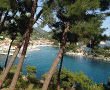 Grecia intre Parga si Lefkada