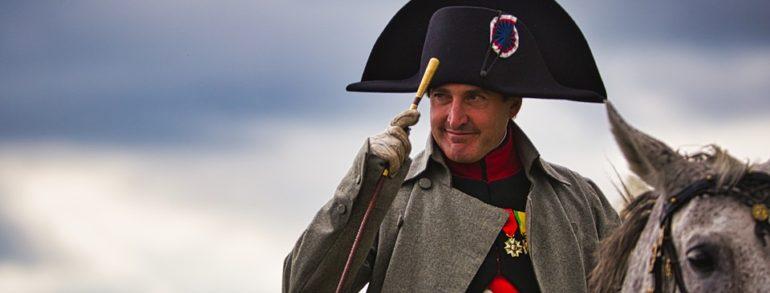 Cum a petrecut Napoleon o noapte in Marea Piramida