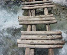 Defileul Samaria-provocarea cretanilor